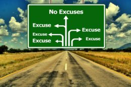 Excuses of meat eaters