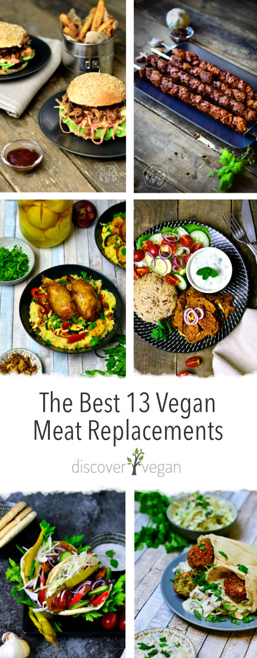 The 13 Best Vegan Meat Replacements